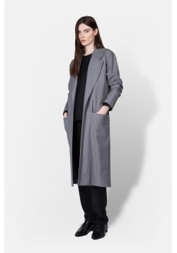 The grey trench